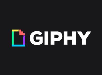 GIPHY לוגו